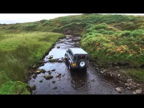 Gleneagles Off-Roading In The Scotland Countryside