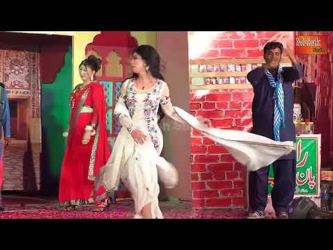 Mehak Malik New Stage Mujra Dance Multan  Noor Jahan MahI Awey Ga Qaidi By Mehak Studio