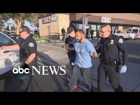 Deadly Stabbing Spree Across Orange County, California