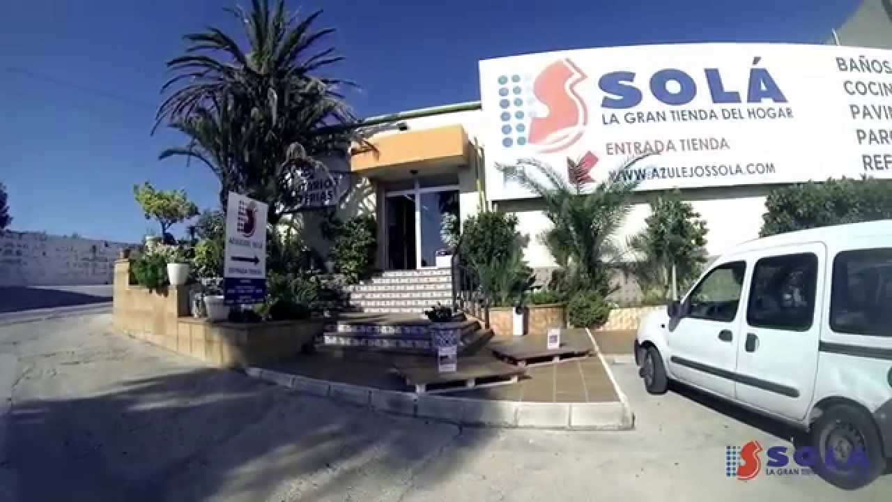 tienda azulejos sol valencia youtube