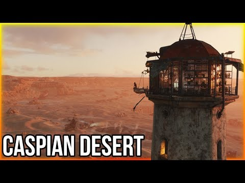 Metro Exodus - The Caspian Desert Walkthrough - Part 8 (Chapter 4) thumbnail