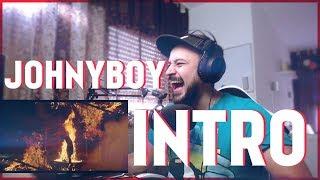💮☣Иностранец реагирует на Johnyboy - Intro