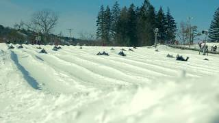 Camelback Mountain | Biggest Snowtubing Park in USA!
