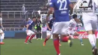 横浜F・マリノス 10 中村俊輔 Shunsuke Nakamura 2016 Skills Assists F...