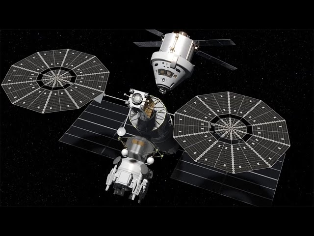 The Path to Mars:  Boeing Leading Charge in Deep Space Mission