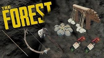 Was tun nach dem Start? - The Forest 2019 (2 Pro Tipps)