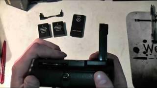 Nikon D3100 Battery Grip (RUS)