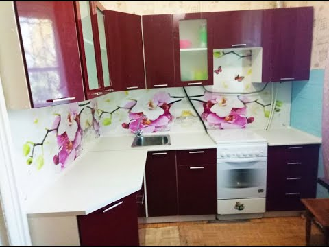 Модульная кухня Ксения по индивидуальным размерам Mebeelek.ru