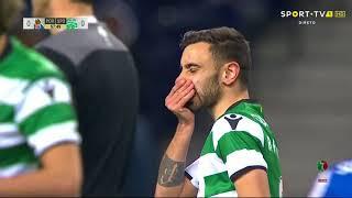 Futebol: FC Porto-Sporting, 1-0 (resumo) 1.ª mão das meias-finais da Taça de Portugal
