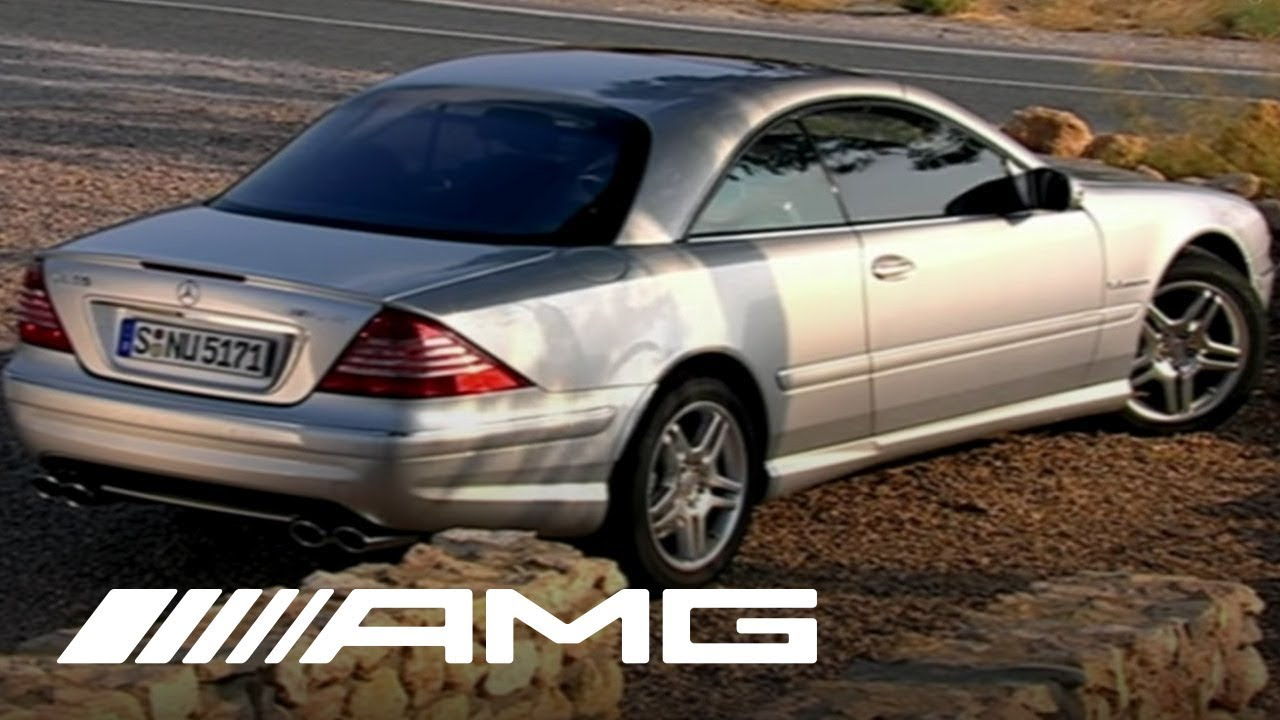 2002 Cl 55 Amg