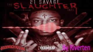 Gambar cover 21 Savage - Slaughter Ya Daughter Feat Key iLoveMakonnen (Bass boosted)