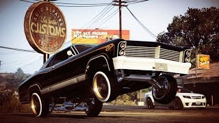 GTA 5 - Albany Buccaneer Lowrider Customization & Preview #9 [HUN][HD]