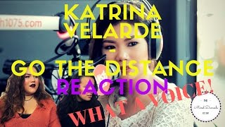 "Katrina Velarde nails ""Go The Distance"" (Michael Bolton) 