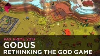Godus - Rethinking The God Game Genre
