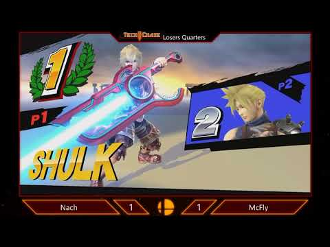 Tech Chase Nach (Shulk) vs McFly (Cloud) Losers Quarters