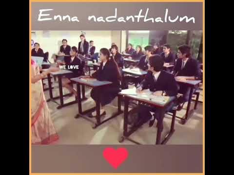 Enna Nadanthalum - Meesaya Murukku School Version ❤