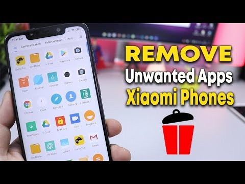 REMOVE UNWANTED APPS From XIAOMI PHONES | De-Bloat Xiaomi | हिन्दी
