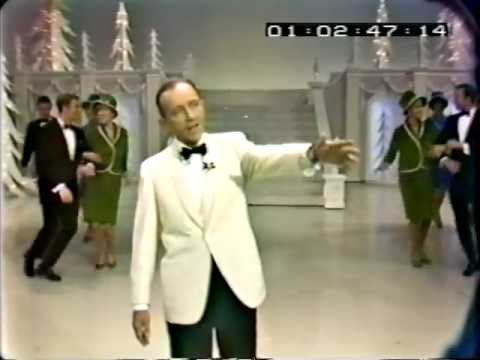 """Bing Crosby Sings """"White World of Winter"""" - Hollywood Palace"""