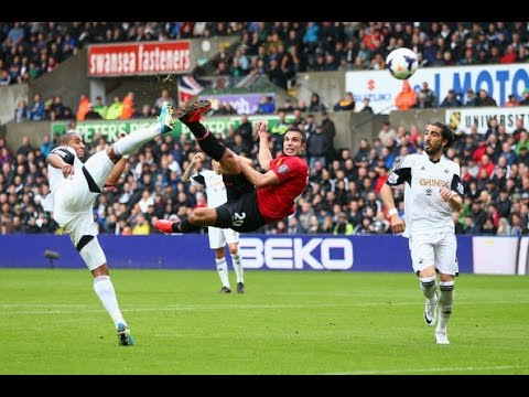 Swansea City 1-4 Manchester United I 2013/14 Premier League Season
