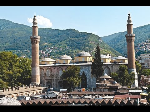Bursa / Turkey   [HD Video]