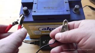 Зарядка для авто и мото аккумуляторов(Зарядное устройство для авто и мото аккумуляторов Заказывал на Aliexpress: http: http://ali.pub/qj6zx Цена на момент покупки..., 2014-04-21T12:46:07.000Z)