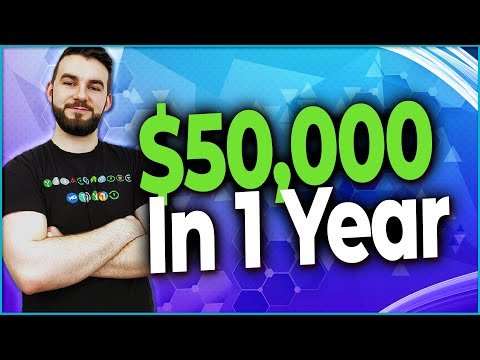 ▶️ $50,000 In One Year Of Investing | EP#384