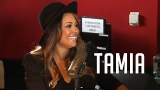 Tamia Explains