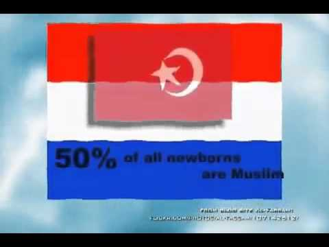 Germany,France,Holland will turn into Muslim states by 2050 - YouTube.flv