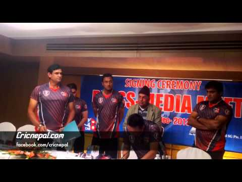 Nepal Cricket Team gets new Sponsors
