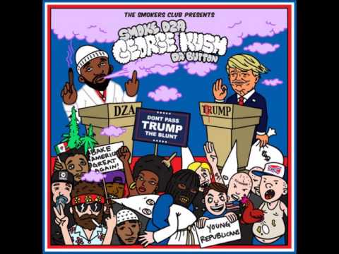 Smoke DZA - Unfxckwittable feat. Roc Marciano, Domo Genesis( prod.  by Pete Rock)