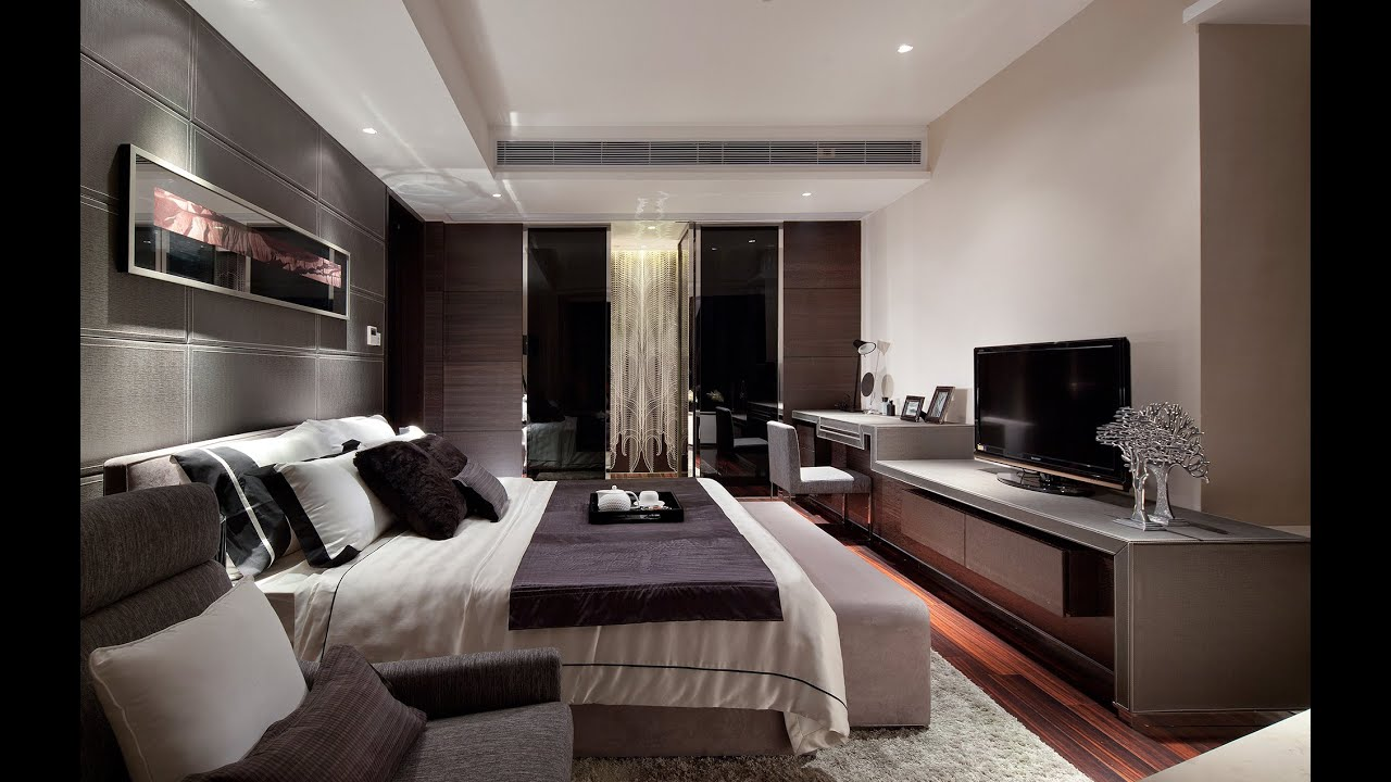 Modern Bedroom Decoration modern bedroom design ideas - youtube