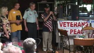 2010 Memorial Day observered by Veterans For Peace