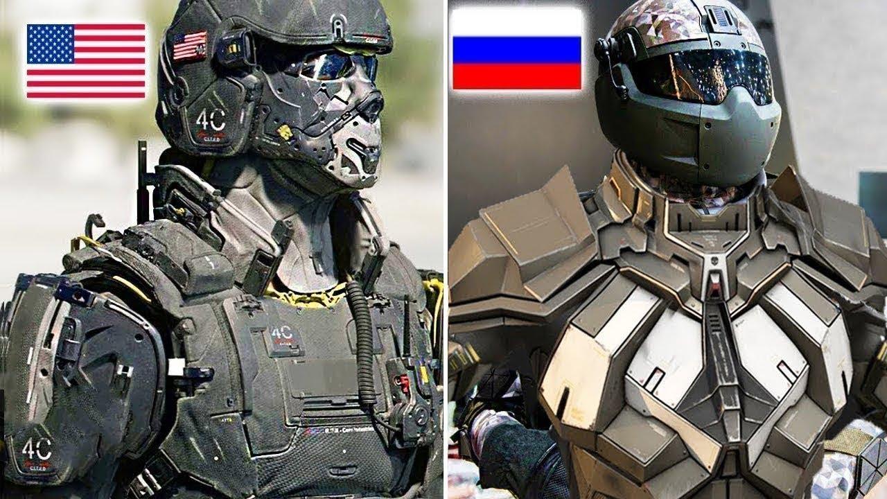 5 أزياء عسكرية للجيوش هي الأكثر تطوراً في العالم !!