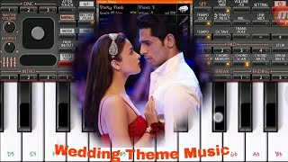 Student Of the Year Wedding Theme Music on ORG2018