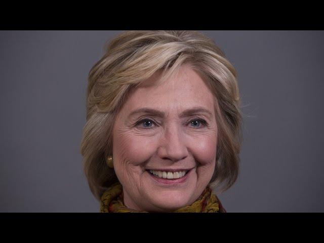 你問,希拉蕊·柯林頓答