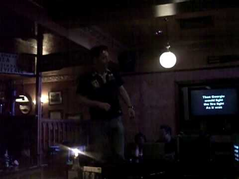 PPausE singt No Women No Cry Karaoke im Irish Pub Essen