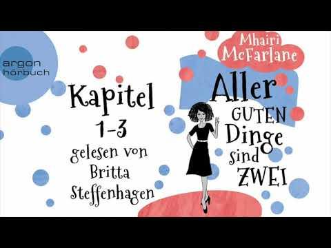 Aller guten Dinge sind zwei YouTube Hörbuch Trailer auf Deutsch