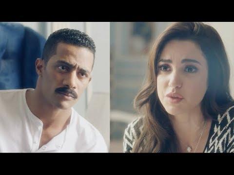 فيروز تعترض علي وجود الطفل في المنزل - مسلسل نسر الصعيد | محمد رمضان | Nesr Elsa3ed