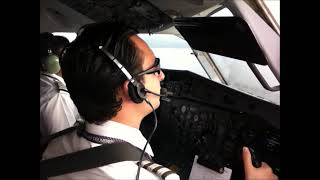 ATR 42 Aeroperlas (Landing Bocas del Toro Airport, Panama)