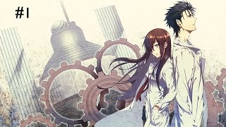 Steins;Gate Gameplay Walkthrough No Commentary Part 1 [PC]