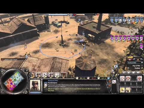 Company of Heroes 2- The Might Of America