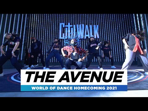 The Avenue   World of Dance Homecoming   2021