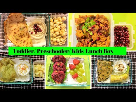 5 TODDLER/ KIDS LUNCH BOX IDEAS l RealLife Realhome