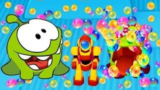 Виртуальный питомец АМ НЯМ # 5 My om Nom смешной виртуальный зверек как мультфильм Funny Games