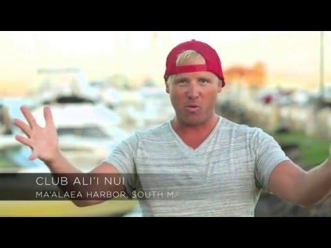 Maui DJ | Clarity Entertainment Maui | Club Alii Nui Late Night DJ Sail