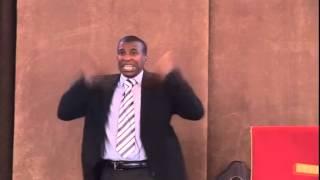 Elder Gcina Lwazi Qamata   Second Service