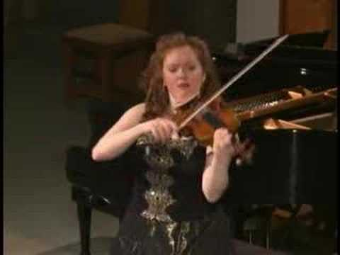 Bach's Largo in F Major - Rachel Barton Pine