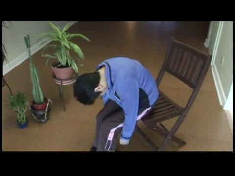 Chair Yoga for Seniors : Chair Yoga for Seniors: Back-Bends
