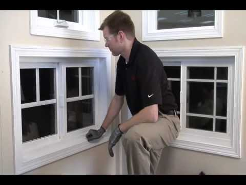 How To Maintain Your Sliding Window Window Cleaning And