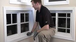 How To: Maintain Your Sliding Window (Window Cleaning and Care)